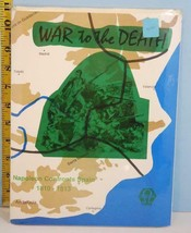 War to the Death Napoleon Confronts Spain Omega Games Shrink 1986 - $26.73