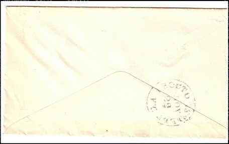 1888 Chicopee Falls MA Discontinued/Defunct (DPO) Post Office Postal Cover