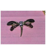 Dragonfly Brooch Pin - $19.97