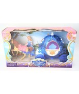 Princess Fantasy Carriage Set for 6 inch Doll - $9.99