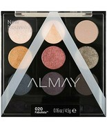 Almay Palette Pops Eyeshadow #020 Fabulista .16 oz 2 Pack New! - $10.99