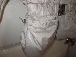 Express cream puffer jacket - small image 3