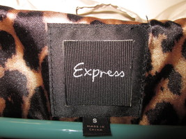 Express cream puffer jacket - small image 5