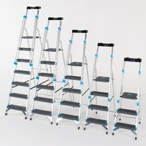 Premier XL Platform Step Ladders - Regular Use Lightweight & Durable Ste... - $149.17+