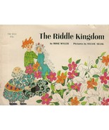 The Riddle Kingdom by Rose Wyler Sylvie Selig 1969 Scholastic Paperback - $9.89