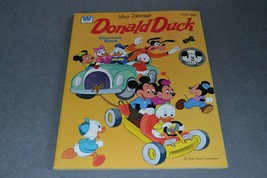 Whitman Coloring Book: Donald Duck Disney 1974 [NEW & UNUSED] NOS - $16.00