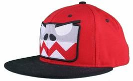 BoomTho Thoman 2 Snapback Hat Red O/S