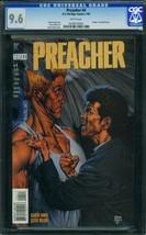 PREACHER #4-CGC 9.6-1995-WP-GARTH ENNIS/STEVE DILLON 0228274003 - $151.56
