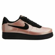 Nike Air Force 1 Schiuma pro Coppa Rosa Corallo/Nero Uomo Taglia 10 Nuovo - $140.28