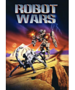 Robot Wars DVD James Staley Lisa Rinna Cyborg Barbara Crampton Sci-Fi Ac... - $14.01