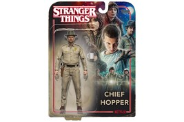 "McFarlane Toys Chief Hopper 7"" Action Figure Stranger Things Netflix 994... - $22.77"