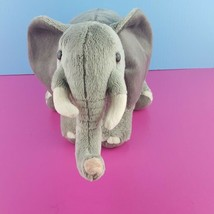 "Disney Worldwide Conservation Plush Elephant Stuffed Animal 12"" African ... - $16.83"