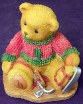 CHERISHED TEDDIES Can't Bear the Cold Without You JEROME 546534 NIB 1999... - $12.59