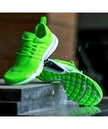 "NEW NIKE AIR PRESTO wmn US sz: 6 (23cm) ""ELECTRIC GREEN"" run sneakers 84... - $99.99"