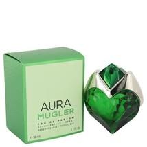 Thierry Mugler Aura 1.7 Oz Eau De Parfum Spray Refillable image 2