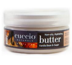 Cuccio Naturale Butter Blend,  Vanilla Bean & Sugar  8oz (226g)