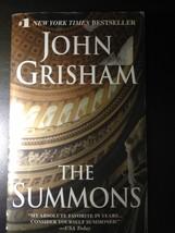 The Summons by John Grisham - $1.00