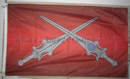 Power Swords He-Man and the Masters of the Universe 3'x5' Flag Banner MOTU USA - $25.00