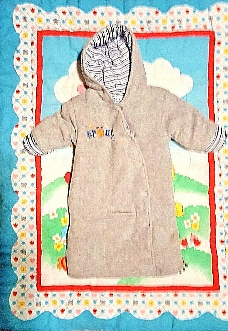 ae19c15a5 Child of Mine Carter s Gray Carseat Snowsuit and 50 similar items