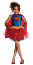 Rubies DC Comics SuperGirl Superman Tutu Girls Child Halloween Costume 881627 - $37.16