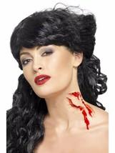 Bite Me Mutilation Halloween Fake Latex Joke Scar Fancy Dress Zombie Make Up - $17.61
