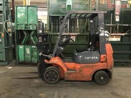 Toyota 7FGCU20 Forklift Truck - $3,450.00