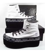 Converse x Miley Cyrus Chuck Taylor Platform White Paisley 562240C (Wome... - $129.95