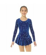Mondor Model 2723 GIrls Skating Dress - Blizzard - $69.99