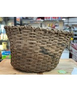 Vintage Cotton Picking Basket, Gathering Basket - $1,250.00