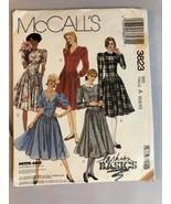 1988 McCall's Sewing Pattern  3823 SZ 6-8-10 Uncut - $5.89