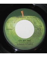 "Ringo Starr 7"" 45 Record Oh My My /Step Lightly - $15.00"