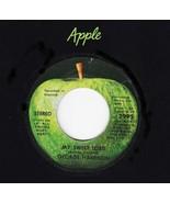 George Harrison 45 My Sweet Lord Isn't It A Pity/ Apple - $35.00