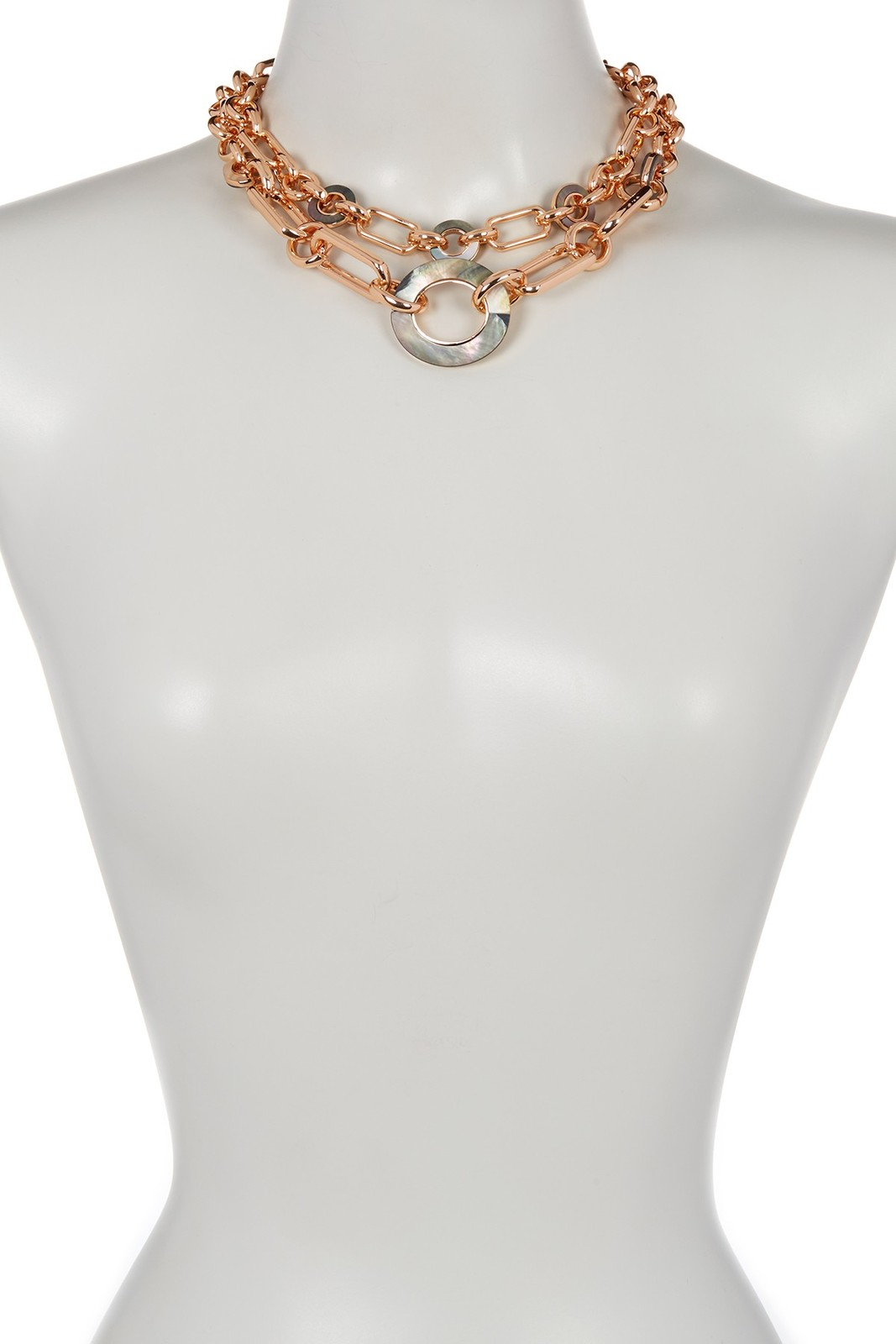 Primary image for Vince Camuto Chain Link Layer Necklace