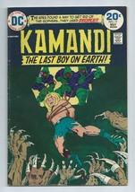 Kamandi #17 The Last Boy on Earth Original DC Comic Book from 1974 Vintage - $3.59