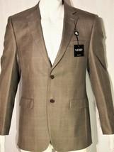Lauren Ralph Lauren slim silk wool men's blazer jacket size 38R windowpane - $315.00