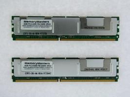 8GB (2x4GB) MEMORY RAM 4 HP/Compaq Workstation xw8600 Series DDR2-PC5300 FB