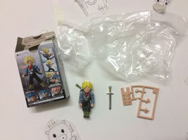 Dragon Ball Z Power 66 Collection SS Trunks Action Figure *USED* - $13.99