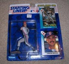 1993 Carlos Baerga MLB Starting Lineup - $6.59