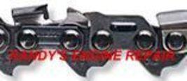 "10"" Chain Homelite 190 192 Classic Bandit 200 240 240 Sl - $17.99"