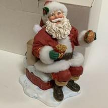 McDonald's Midnight Break Possible Dreams Christmas Santa Claus 1998 Fig... - $39.95
