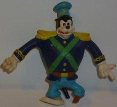 """Goofy's friend PETE bendy PVC Figure Peg Leg PIRATE 4"""", Disney - $38.99"""