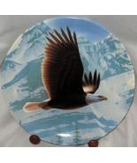 Bald Eagle Daniel Smith Edwin M Knowles Majesti... - $3.99