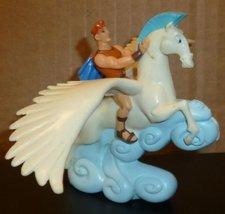 "HERCULES on pegasus horse PVC Figure 3"", Disney - $28.39"