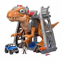 Fisher-Price Imaginext Jurassic World, T-Rex Dinosaur - $179.99
