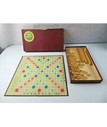 Vintage Scrabble Board Game Toy - $20.00