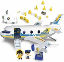 Pinypon Action Emergency on The Plane Two Figures Pin And Put Accessorie... - $228.48