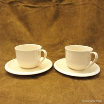 Cup Saucer 2 Franciscan Sand Dollar Collection ... - $15.47
