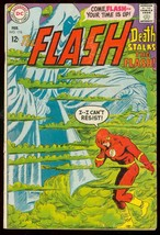 The Flash #176 1968-DC COMICS-WILD COVER--DEATH Issue G/VG - $25.22