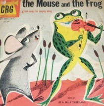 The Mouse And The Frog CRG Children's Record Guild 78RPM Vinyl Record - £17.05 GBP