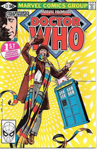 Marvel Premiere Comic Book #57 Doctor Who 1980 VERY FINE/NEAR MINT - $27.01